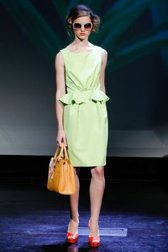 Douglas Hannant - Spring 2013 Ready-to-Wear Collection