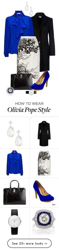 """""""Olivia Pope Re-styling 2"""" by habiba11 on Polyvore"""