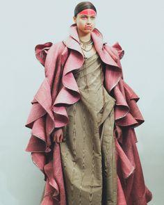 Vivienne Westwood F/W 2014-15 backstage Photography: Luca Ascari