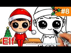 Watch More Christmas Drawings: https://www.youtube.com/playlist?list=PLbVzRnseEFtxC5TtdMnt-AwWYOAQwjTJg Thanks for watching!! Please LIKE, COMMENT, and SHARE...