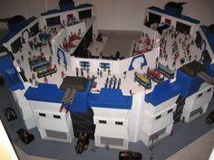 GI Joe Cobra Base   HissTank Board Member iluvcovergirl has posted pictures of his Custom ...