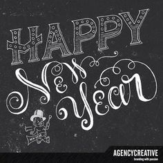 Wishing you a happy 2015 from Agency Creative!
