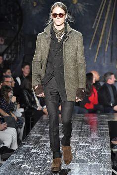 John Varvatos Menswear Fall Winter 2017 New York