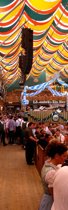 Best Oktoberfest Beer Tents - World WideTravel - - Oktoberfest Fotos und Pins - Vacation Planner, How To Make Beer, Beautiful Love, Germany Travel, We The People, World, Tents, Life, Photos