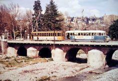 Granada en blanco y negro: El Tranvía en Granada (1904 - 1971)