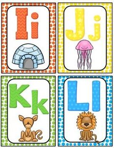 Browse over educational resources created by Teaching Superkids in the official Teachers Pay Teachers store. Alphabet Wall Cards, Alphabet Letter Crafts, Alphabet Words, Alphabet Pictures, Alphabet Charts, Alphabet Coloring Pages, Alphabet And Numbers, Abc Chart, Flashcard