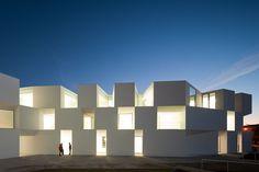 Galeria de Residências em Alcácer do Sal / Aires Mateus - 1