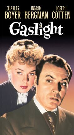 Gaslight -- Bergman's so good in this!