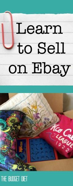 Learn to Sell on Ebay | Easy Tips & Tricks on how to Earn Money from Unwanted Stuff!