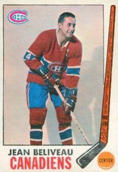 Montreal Canadiens, Hockey Teams, Hockey Players, Hockey Cards, Baseball Cards, Of Montreal, National Hockey League, Trading Cards, Nhl