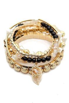 MYS Wholesale > Bracelets > #HDB1285BK − LAShowroom.com