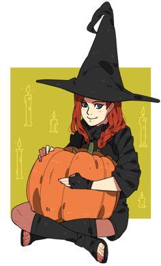 Halloween [1] by Na-Nedam.deviantart.com on @DeviantArt
