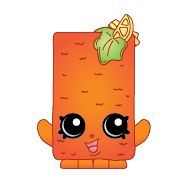 Fishtix (Shopkins 1-127, 1-135) Fishtix is a light orange fish stick. Her variant is colored pink. Fishtix is a Special Edition Frozen Shopkin from Season One.