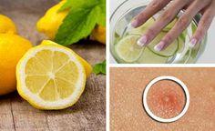 Salud, Plantas Medicinales Y Sucesos: 6 maneras de utilizar limón en tus rutinas de bell...