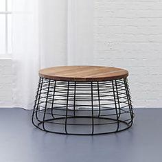 $369 - cb2 - apis coffee table