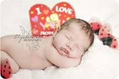 Little bits of Grandma to remember her by during the newborn session.   Newborn Photography pose by Elizabeth Videc