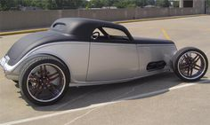 1933 FORD CUSTOM 3 WINDOW COUPE SPEEDSTAR - Barrett-Jackson Auction Company