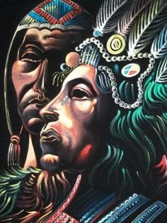 fotos de pinturas al oleo mujeres negras - Buscar con Google