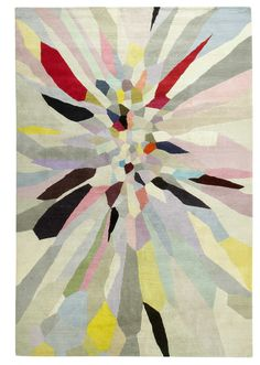 Zap by Fiona Curran for The Rug Company: It's been years and I still love this piece.