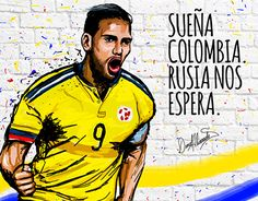 "Check out new work on my @Behance portfolio: ""¡Vamos Mi selección Colombia!"" http://be.net/gallery/57467997/Vamos-Mi-seleccion-Colombia"