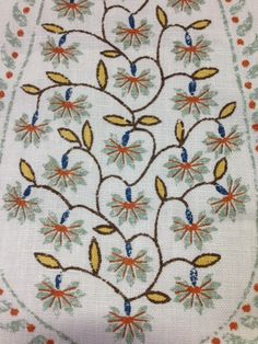 Martyn Lawrence Bullard Patka Paisley Fabric by Careyes on Etsy