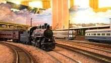Opening November 8: Holiday Junction Featuring the Duke Energy Holiday Trains | Cincinnati Museum Center