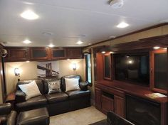 """2013 Used Redwood 36rl Fifth Wheel in Colorado CO.Recreational Vehicle, rv, 2013 Redwood 36FL , 5th wheel specifically built for full time residential use. A 38' wide body with 5 slides and an Onan generator. It sleeps 4, is in excellent """"like new"""" condition and is extremely clean. Non-smoker. High quality (no paint seams) full body paint- still shines like new keyless entry with digital key pads and a remote In every respect this 5th wheel is in excellent condition A very low use and well…"""