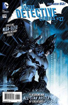 Detective Comics #27 - Batman by Jim Lee
