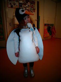 MissFrodo: verkleedkleding Pinguinpak via blog op Sancho. dankuwel voor de inspiratie