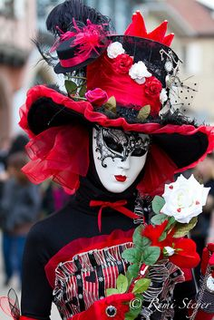 Venetian Masques ~