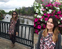 Diário de Viagem - Dicas de Amsterdam e Looks - Drops das Dez