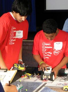 Milwaukee Public Schools is committed to accelerating student achievement, building positive relationships between youth and adults and cultivating leadership at all levels. First Lego League, Robotics Competition, February 11, Robot Design, Lego Projects, Core Values, One Team, Event Ideas, Public School