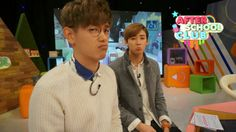 Eric Nam and Kevin