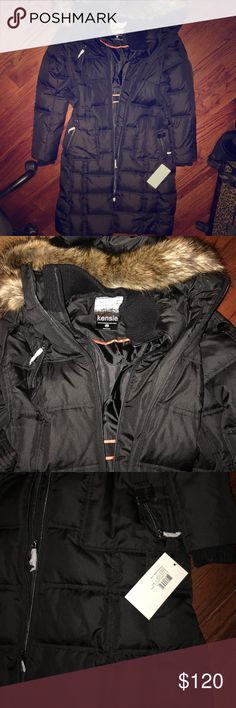 Kensie 50% down long jacket! Brand new Kensie jacket! Never worn!! Price tags attached! Jackets & Coats Puffers