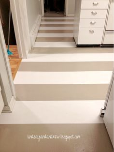 Thinking about.... painted floors!