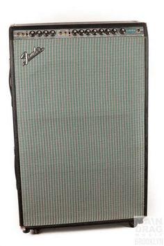 1972 Fender Super Six Reverb | Reverb