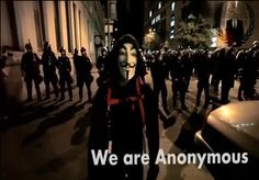 Anonymous targets Children's Hospital