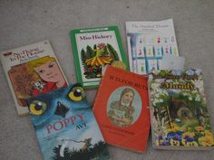 Waldorf ~ 3rd Grade ~ Reading  Classic chapter books for a 9 year old