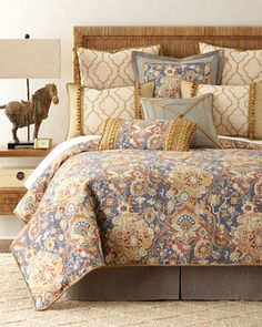 Manitoba Bedding by Sweet Dreams at Horchow.