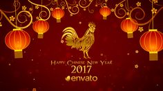 Description:- Chinese New Year Wishes is a chinese new year greetings project which can be used for home videos,corporate greeting cards etc, which is done in After Effects CS6. It is compatible wi...
