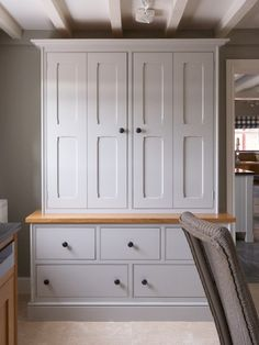 Cheshire Furniture Company have designed and installed beautiful bespoke kitchens, bathrooms, bedrooms and furniture for other rooms for almost 25 years. Custom Made Furniture, Bespoke Furniture, Handmade Furniture, Furniture Making, Kitchen Dresser, Kitchen Cabinets, Handmade Kitchens, Bespoke Kitchens, Moving House