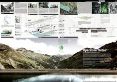 Bustler: Winners of INNATUR 3 propose fresh ideas of blending architecture and nature Architecture Presentation Board, Architecture Board, Architecture Drawings, Shadow Architecture, Landscape Architecture Portfolio, Architecture Magazines, Architectural Presentation, Japanese Architecture, Project Presentation