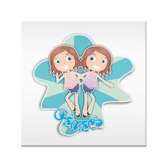 Azulejo Gêmeos de @estudioagridoce | Colab55