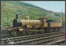 "Highland Railway Locomotive No - Dixon Postcard "" Steam Railway, Postcards For Sale, British Rail, Engine Types, Train Car, Steam Engine, Steam Locomotive, Model Trains, Vintage Trains"