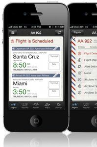 Flight+ (iPhone, $2.99/iPad $ 4.99) lets you keep track of every flight at every airport in the world and in real time. It even gives you accurate weather including a 10-day forecast for your destination and that's just the beginning. The app is packed with features that help you to make your trip easily and with all the information you need.