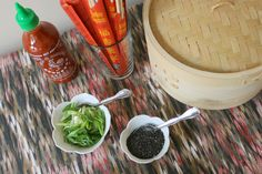 A comforting, cheap party to lure your friends out of their apartments in the coldest months. Vegan Dumplings, Chinese Dumplings, Veggie Recipes, Asian Recipes, Cooking Recipes, Asian Foods, Duck Sauce, Feeding A Crowd, Asian Cooking