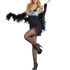 Shining Clubkleider Damen Karneval Fasching Halloween Kostuem mit Federboa (38,black) Fashion Season http://www.amazon.de/dp/B00M3T3THC/ref=cm_sw_r_pi_dp_cs13tb14MJPF7XQE