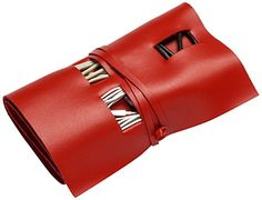 Brouk & Co. Travel Cord Roll - Red BROUK & CO