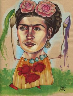 Mica Angela Hendricks, illustration - ego-alterego.com