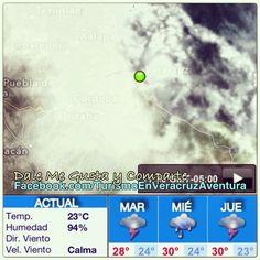 Se degrada Ingrid a baja remanente, continúan lluvias: PC #Veracruz http://www.facebook.com/TurismoEnVeracruzAventura #Mexico #mx #clima
